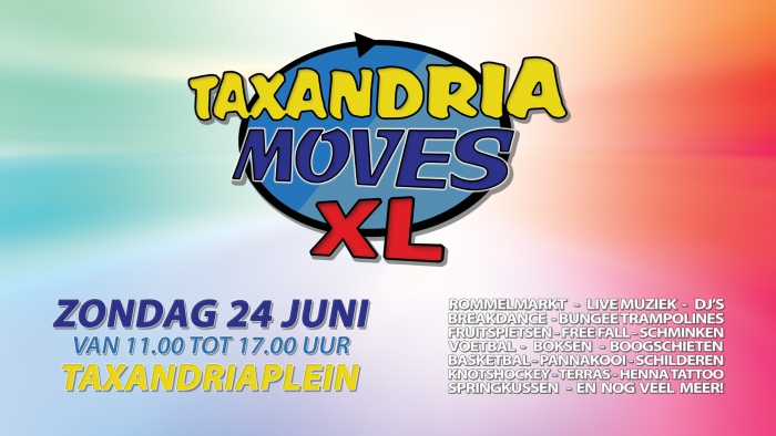 Taxandria Moves XL pakt groots uit!