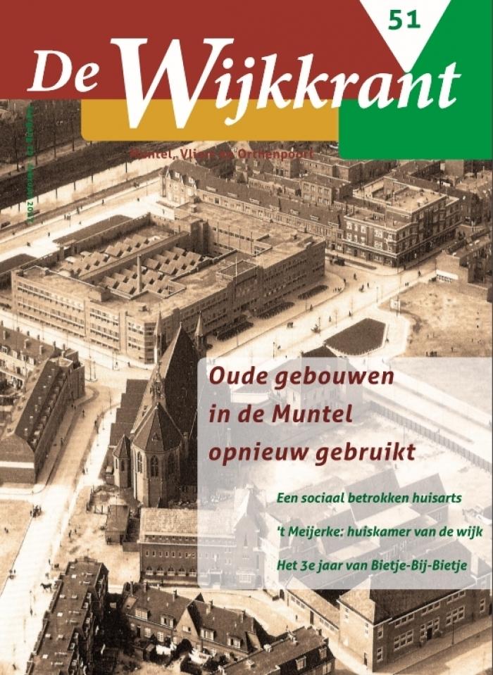 Wijkkrant MVO vraagt bijdrage uit Wijk- en dorpenbudget