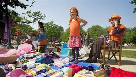Positief advies voor organisatie kindervrijmarkt op Koningsdag 2019