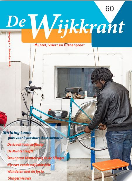 Herziene aanvraag: Wijkkrant MVO vraagt bijdrage uit Wijk- en dorpenbudget